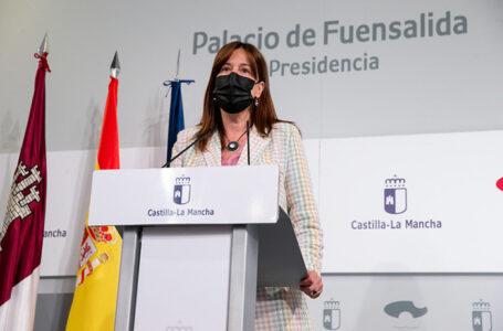 Blanca Fernández, portavoz de gobierno