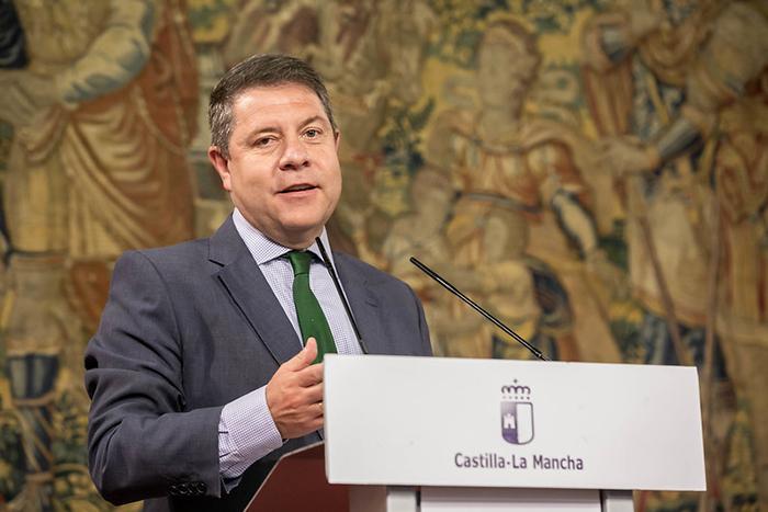 El presidente de Castilla-La Mancha inaugura el Centro Regional de Innovación Digital, en Talavera de la Reina (Toledo)