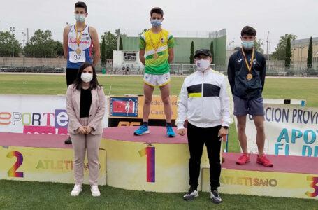Una competición celebrada en el Polideportivo Municipal Rey Juan Carlos I
