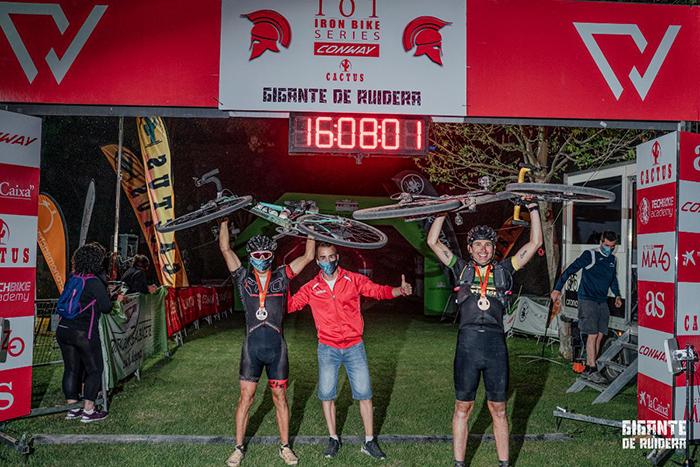 Éxito de la Ultramaratón y Maratón BTT Gigante de Ruidera con 840 participantes llegados de 37 provincias españolas