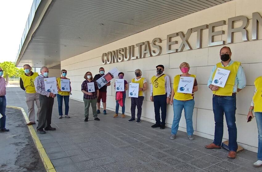 Amnistía Internacional y Oxfam Intermón lamentan que el Ayuntamiento de Valdepeñas rechace el acceso universal a las vacunas contra la COVID-19