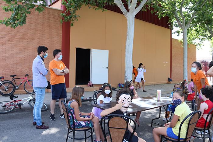 La concejalía de Juventud de Manzanares convoca los campamentos de verano