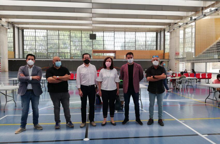 El campeonato regional de Ajedrez Infantil en Edad Escolar se ha celebrado en Polideportivo Municipal 'Vicente Paniagua' de Alcázar de San Juan