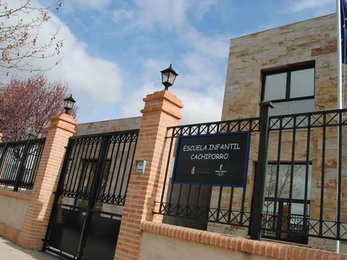 El plazo de solicitudes de nuevo ingreso para la Escuela Infantil de Cachiporro finaliza el 31 de mayo