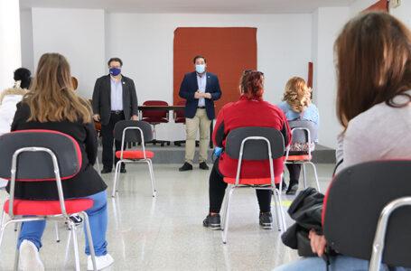 Escuela de Empleo Manzanares