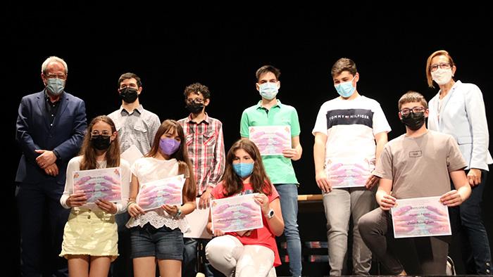 La Casa de Cultura reabre sus puertas para acoger la entrega de premios del IV certamen 'Jóvenes Artistas de Manzanares'