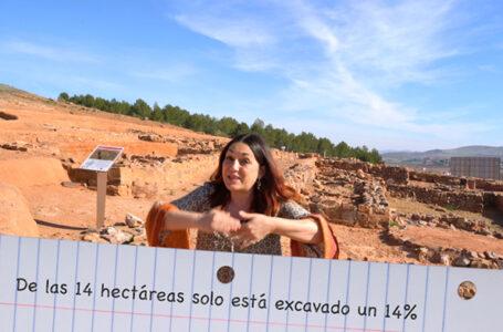 Las aulas la historia del yacimiento íbero Cerro de las Cabezas