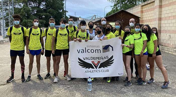Los equipos del Valdepeñas A.C Sistemas Valcom entre los mejores clubes de la región