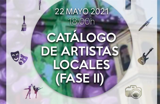 Izquierda Unida Valdepeñas pone en marcha la Fase II del Catálogo de Artistas Locales