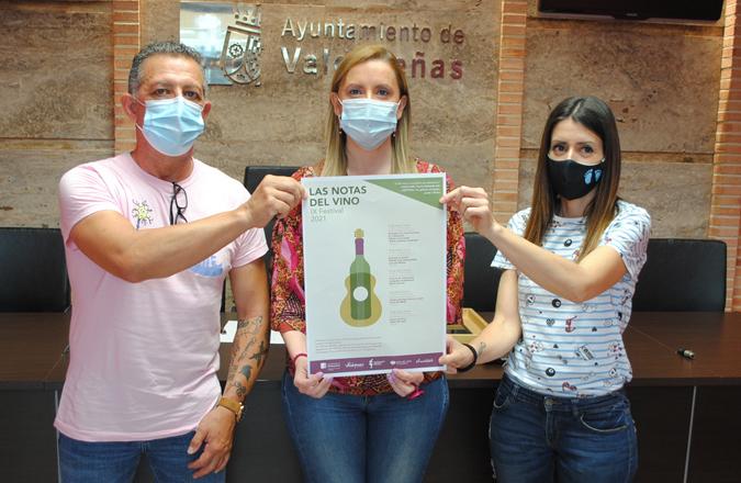 Las 'IX Notas del Vino' de Valdepeñas se celebrarán del 12 de junio al 10 de julio