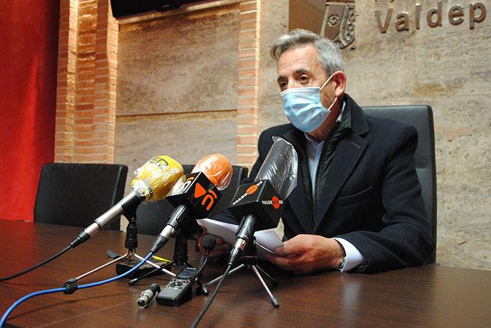 """El alcalde de Valdepeñas pide responsabilidad: """"A partir de mañana podríamos volver al nivel 3 reforzado"""""""