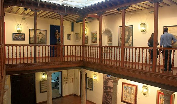 Más de 300 personas celebraron el sábado el Día de los Museos en Valdepeñas