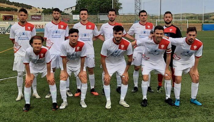 C.D. Valdepeñas – 0 / C.F. Almodóvar – 1: Desafortunado final de temporada