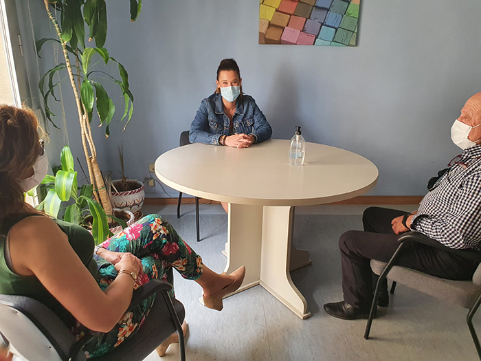 Valdepeñas presta servicio de atención psicológica COVID a una veintena de personas