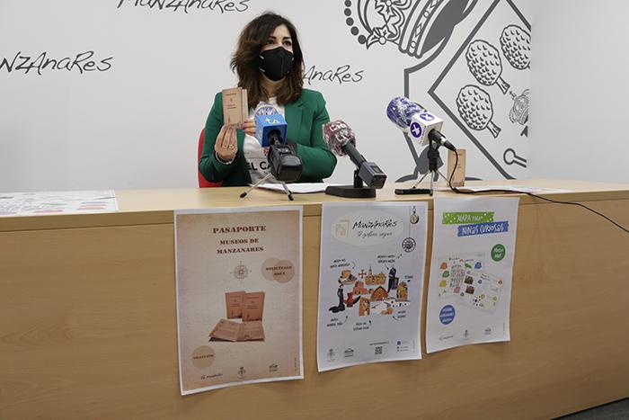 Nace el pasaporte 'Museos de Manzanares'