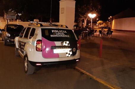 Prohibición botellón en Manzanares