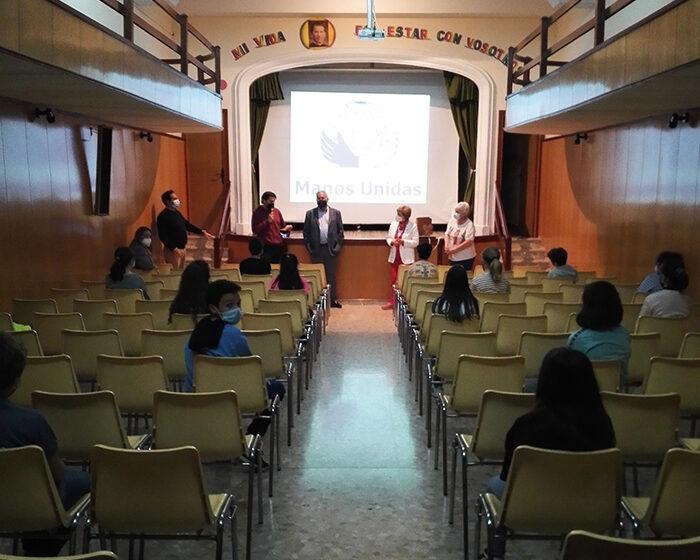 Finaliza la XII edición del Festival de Clipmetrajes de  Manos Unidas a nivel nacional