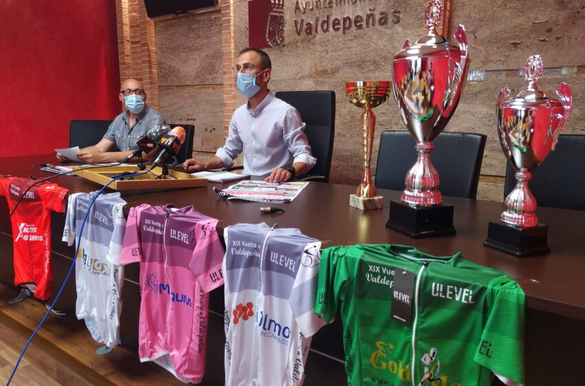 200 ciclistas participan este fin de semana en la Vuelta Ciclista Valdepeñas