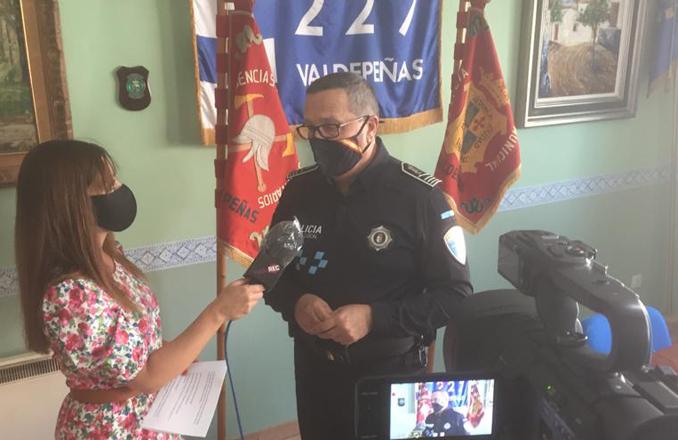 Cecilio Moreno: «Haremos una campaña de información a los ciudadanos sobre los nuevos límites de velocidad»