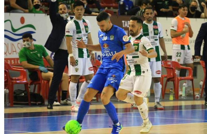 Empate del Viña Albali Valdepeñas en Córdoba (0-0)