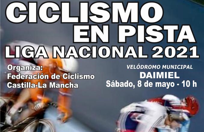 Daimiel completa el paso de la Liga Nacional de Pista por Castilla-La Mancha