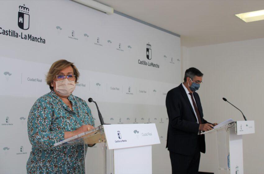 El Gobierno de Castilla-La Mancha invertirá 21,1 millones para acometer 171 actuaciones en centros educativos de la provincia de Ciudad Real