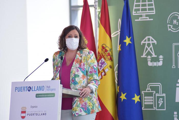 El Gobierno regional reafirma su compromiso con Puertollano y destaca la importancia de la industria renovable y del hidrógeno para generar empleo en la ciudad y comarca