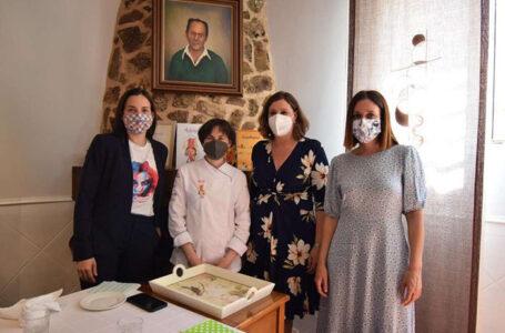 Patricia Franco ha dado la bienvenida a Marian García en su visita a la provincia de Ciudad Real