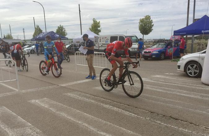 Valdepeñas acoge durante este fin de semana la XIX Challenge Vuelta Ciclista Valdepeñas