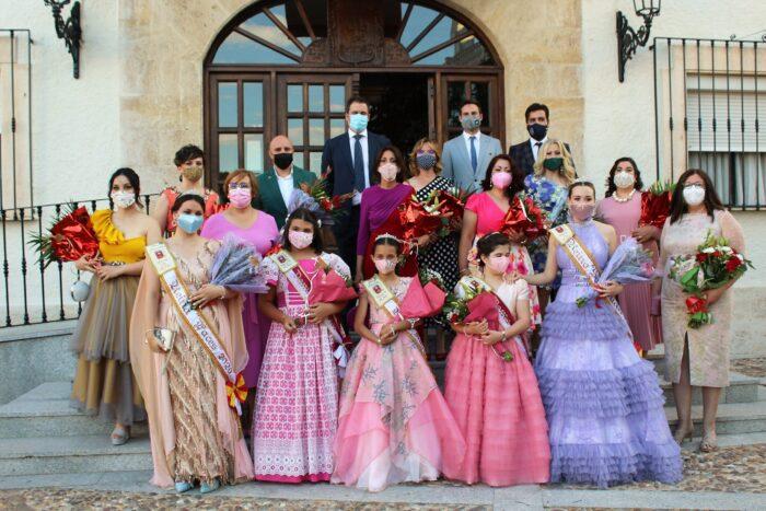 Fiestas patronales como las de Villarta de San Juan