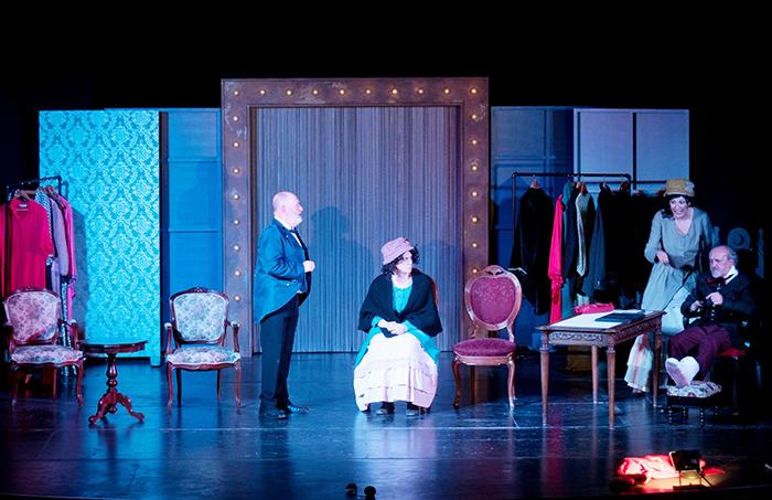 El amor y el humor es el hilo conductor de la última comedia de La Gruta Teatro