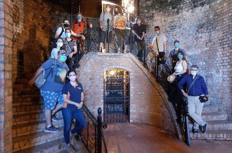 Blogueros en la Ruta del Vino