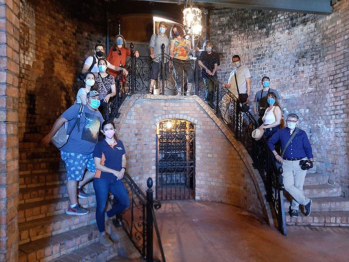 El fin de semana vivido con los blogueros que visitaron la Ruta del vino llega a su fin