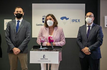 Patricia Franco ha presidido la reunión del Consejo de Administración del IPEX
