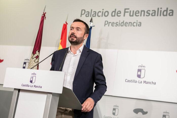 El Gobierno regional destina 1,5 millones de euros a la Consejería de Desarrollo Sostenible