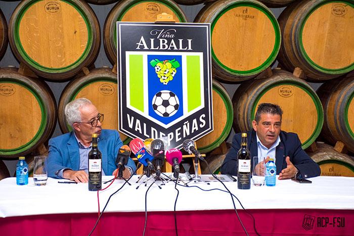 Viña Albali Valdepeñas y Félix Solís Avantis seguirán haciendo historia juntos