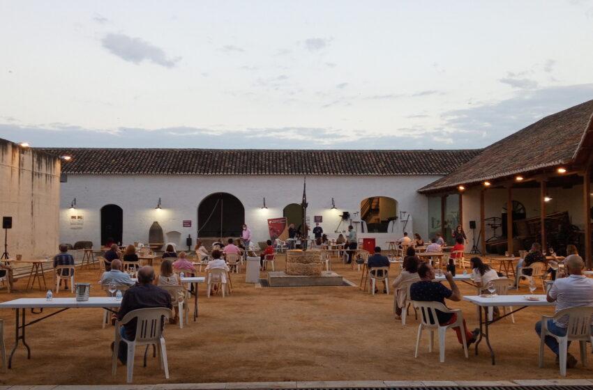 La Asociación Jóvenes Amigos del Vino de Valdepeñas organiza una cata de Bodegas Fernando Castro