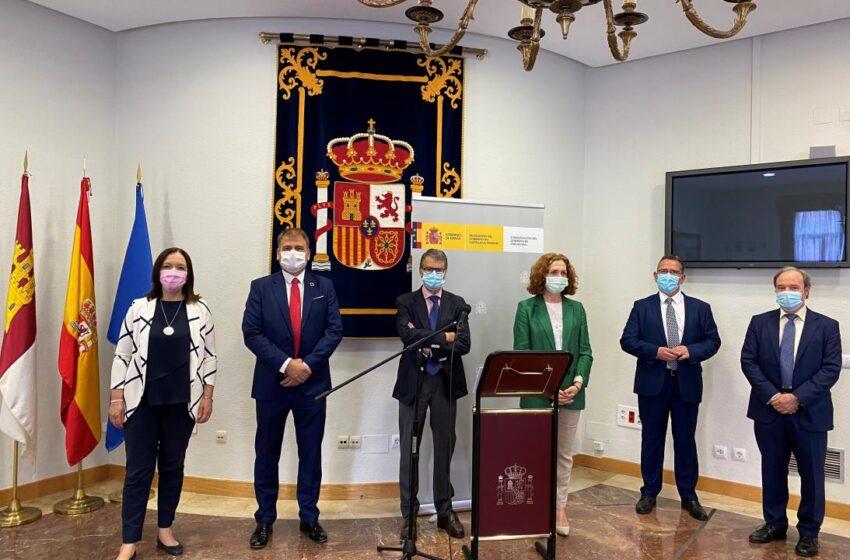 El Gobierno de CLM traslada al Gobierno de España la necesidad de dotar de cobertura 5G a todo el medio rural