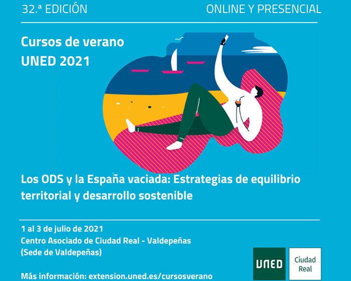 Un curso de verano de la UNED de Ciudad Real analizará «los ODS y la España Vaciada»