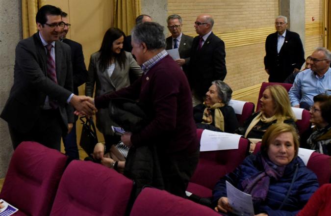 La Diputación garantiza con 348.000 euros una nutrición equilibrada y adecuada a los mayores de la provincia