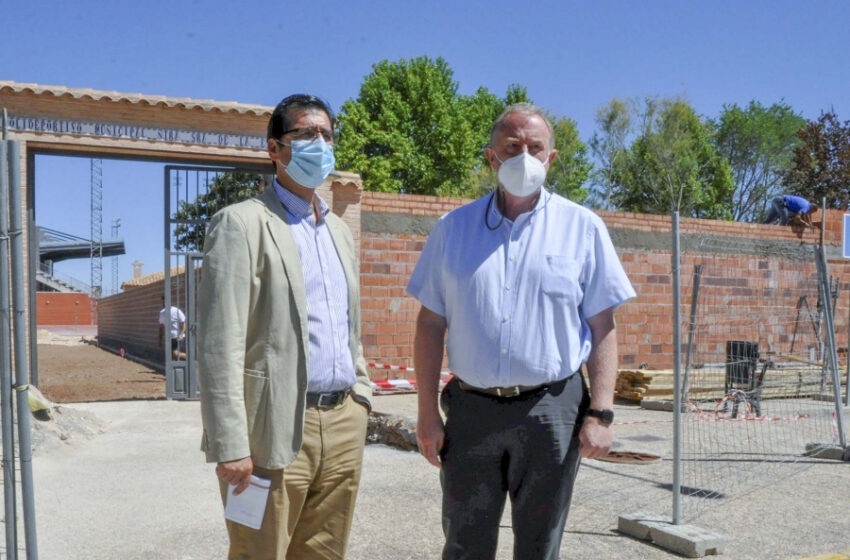 La Diputación anticipa a Carrión 387.000 euros para la realización de nueve obras que mejoran la vida de sus vecinos