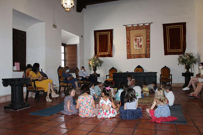 Clausurados 'Los Cuentos de Jamelín' en Villanueva de los Infantes