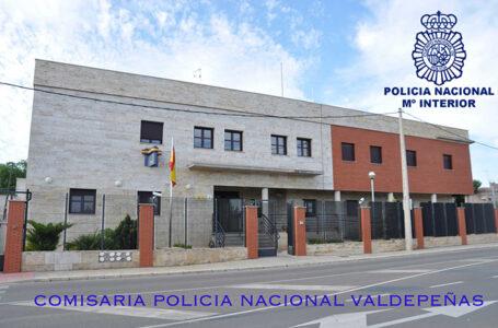 Comisaría de la Policía Nacional de Valdepeñas