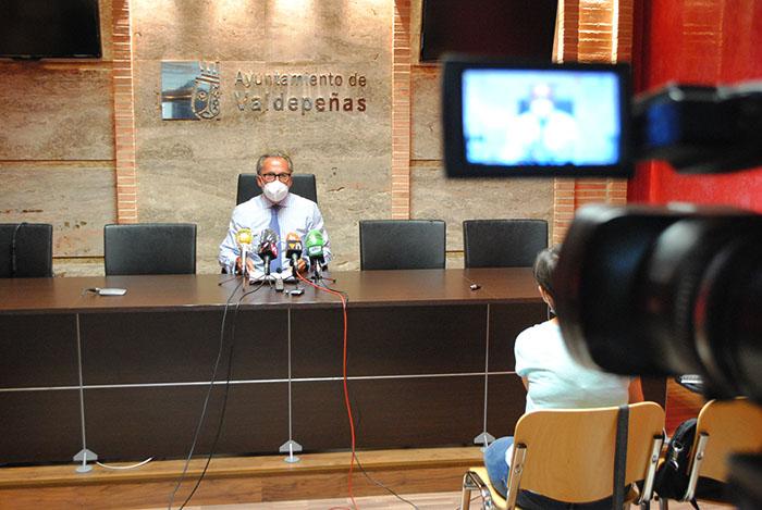 Las bases de ayudas a la hostelería, comercio, peluquerías y gimnasios de Valdepeñas se aprobarán en el próximo Pleno