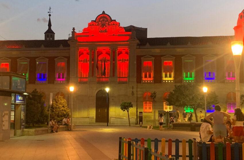 La Diputación se adhiere al manifiesto en defensa y apoyo al colectivo LGTBI+ de la FEMP con motivo del Día Internacional del Orgullo