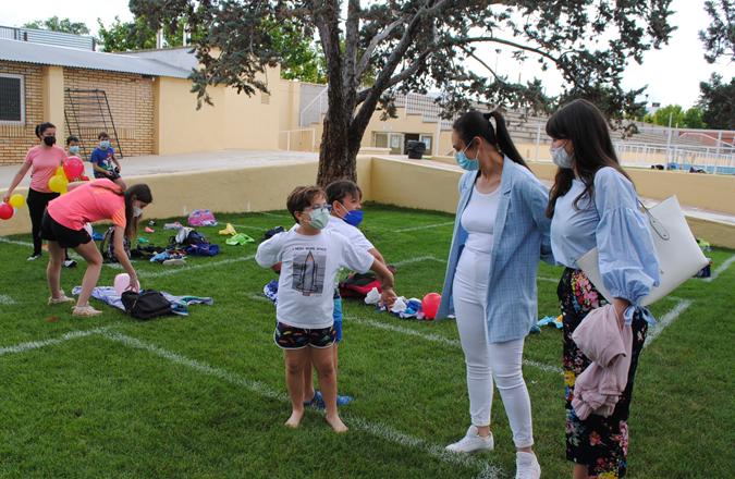 La Escuela de Verano y la Mini-ludoteca de Valdepeñas ya están en marcha