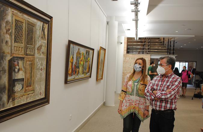 'Bodegón y gastronomía en la colección Valdepeñas', se expone en el Museo Municipal