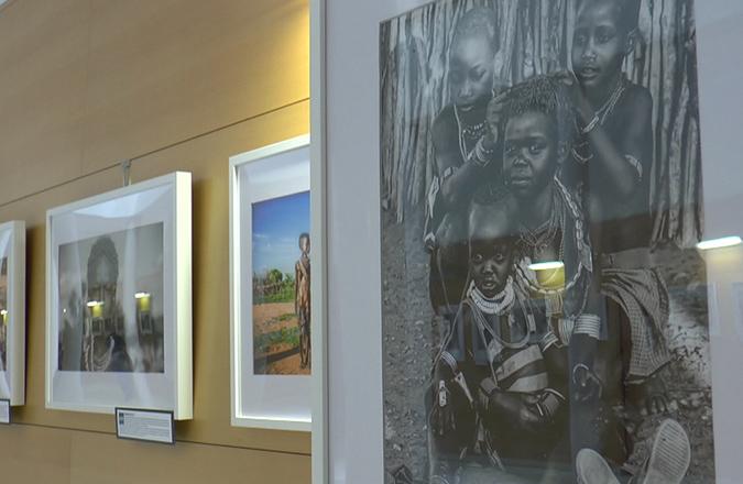 La realidad de las 'Mujeres de Etiopía', en una exposición fotográfica en La Confianza