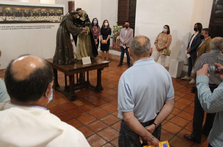 """La exposición """"En la mesa con Santo Domingo"""" llega a Villanueva de los Infantes"""
