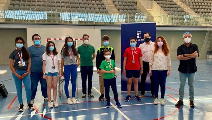 Santiago David Díaz López será el representante de Castilla la Mancha en el campeonato Nacional de ajedrez
